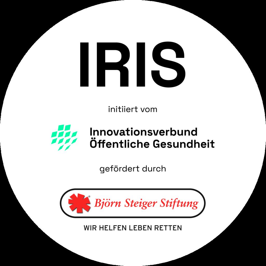 Logo derIRIS Integrationsplattform